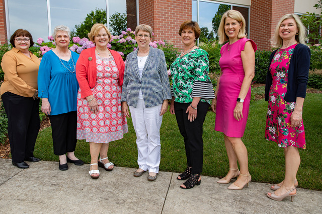 Ascend Federal Credit Union Celebrates 70th Anniversary by Recognizing 7 Longest-Serving Employees