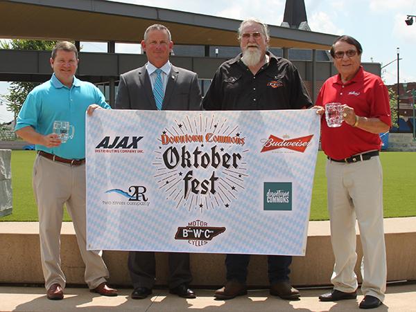 Oct. 6: Downtown Commons Oktoberfest