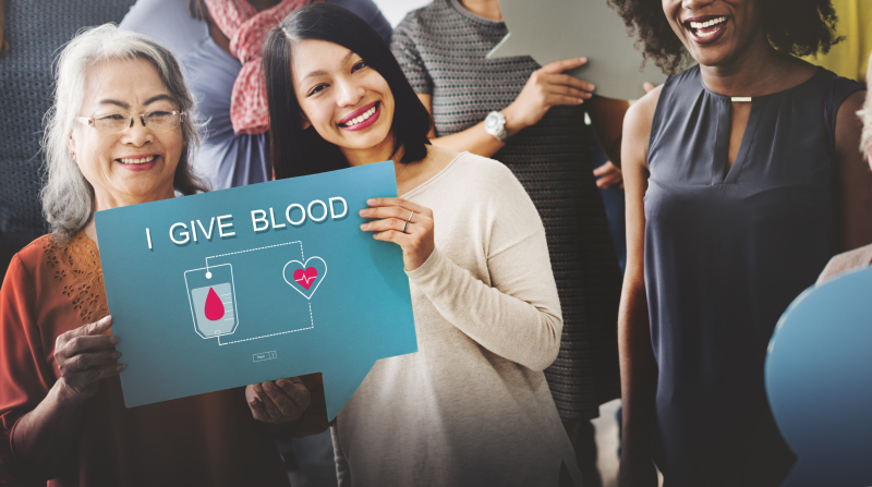 Nashville Predators team up with Red Cross and over 15 organizations to host largest multi-state summer blood drive