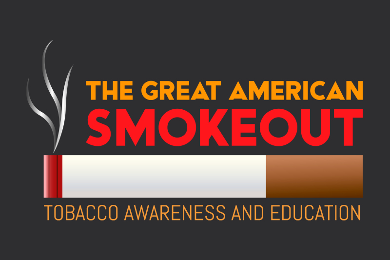 Nov 19: The Great American Smokeout, a Day to Call for Action on Disparities in Tobacco Use