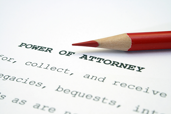 Planning Ahead: Patients & Power of Attorney