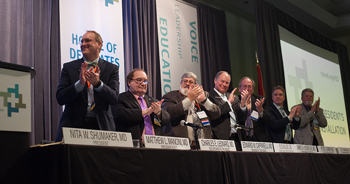 Physicians Discuss Opioids, Scope of Practice and More During TMA Annual Meeting