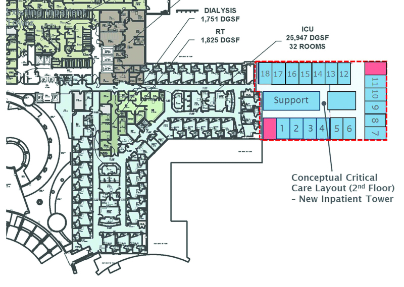 Ascension Saint Thomas Rutherford to Invest in Facility Development