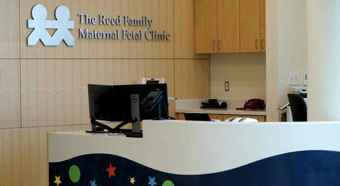 Monroe Carell Jr. Children's Hospital at Vanderbilt Debuts New State-of-the-Art Maternal Fetal Clinic