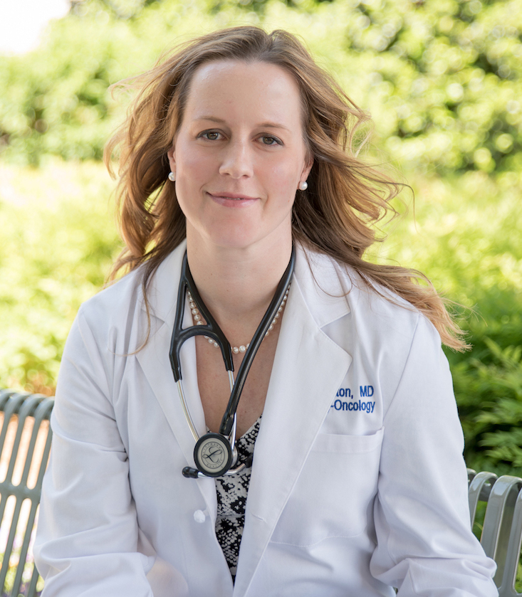 Dr. Erika P. Hamilton: Making the 'C' Word a Little Less Scary for Breast & Gynecologic Cancer Patients
