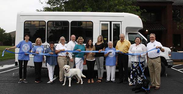 Retrieving Independence Gets New Bus