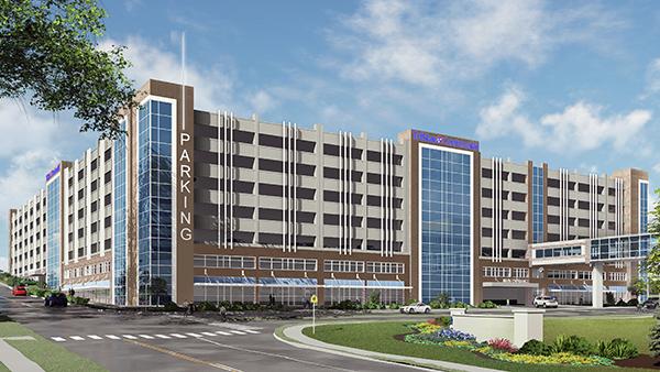 Tristar Centennial Medical Center Announces Construction Of New Multi-Level Parking Garage