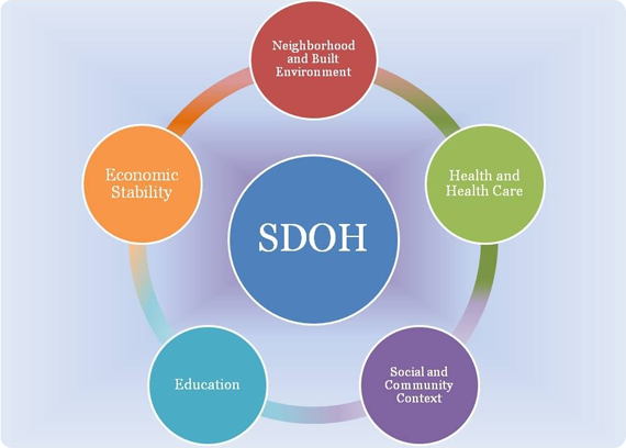 Better Collaboration Required to Address Social Determinants | Social Determinants of Health, Social Services, Health Outcomes, Health Inequities, Julie Goldberg, Centauri Health Solutions