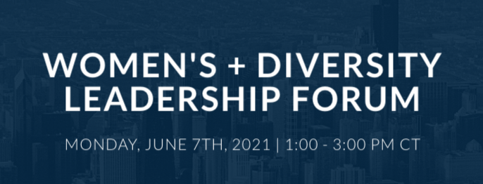 June 7: Becker's Women's & Diversity Leadership Forum
