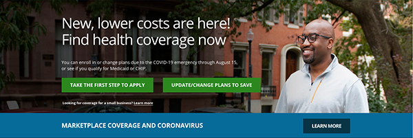 Tennesseans Have Until Aug. 15 to Sign Up at HealthCare.Gov and Can Save $83 per Month