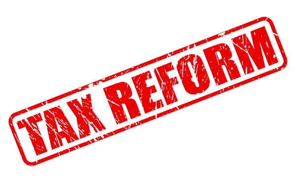 Tax Reform is Here ... Proceed with Caution