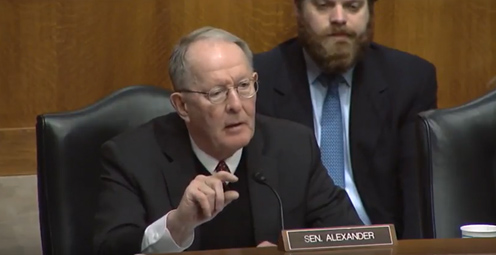 Senator Alexander Pushes for Better Data and Transparency of the Federal 340B Drug Pricing Program