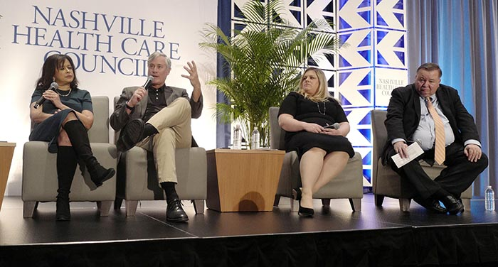 Wall Street Analysts Make 2019 Predictions at Nashville Health Care Council Event