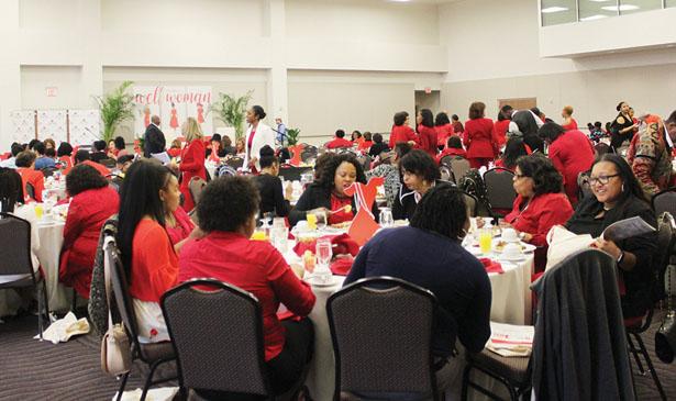 Feb. 23: HA Women of Color Breakfast
