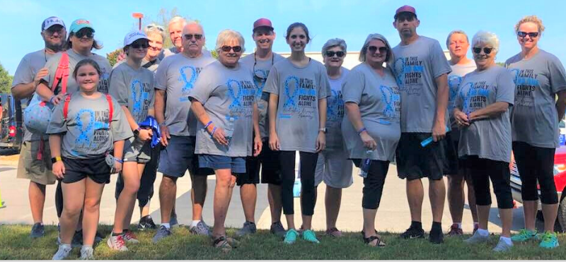 HDSA Tennessee Team Hope Walk GOES VIRTUAL NOV. 7