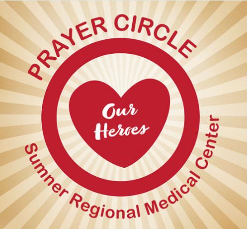 Prayer event 12-23 at Sumner Regional