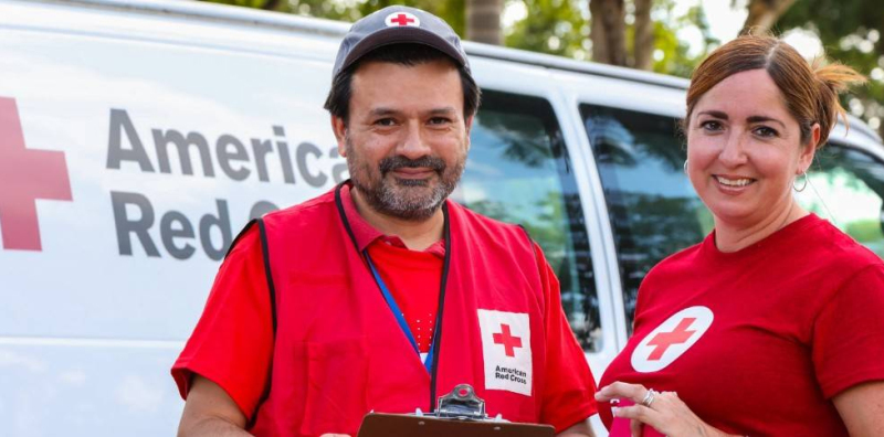 March Is Red Cross Month: Give Back in Your Community