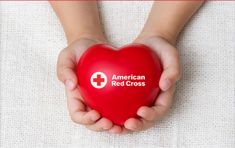 Help the Red Cross refuel the blood supply
