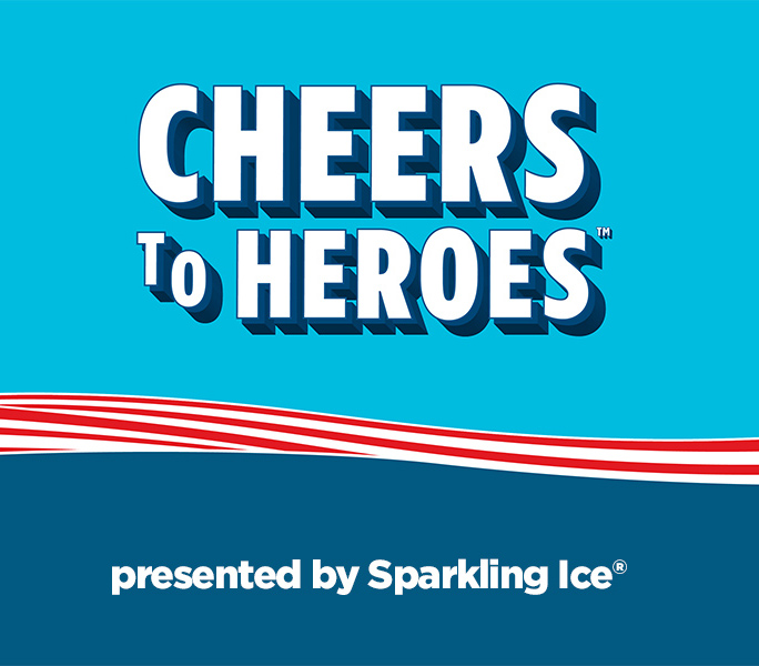 Sparking Ice Celebrates Frontline Heroes