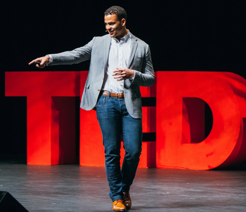Do you love TED talks?